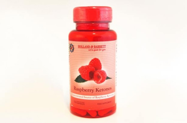 Holland and Barrett Raspberry Ketones