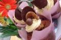 Banana and Maltesers muffins