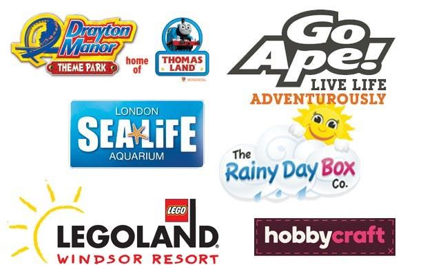 Something Fun We've Done competition sponsor logos