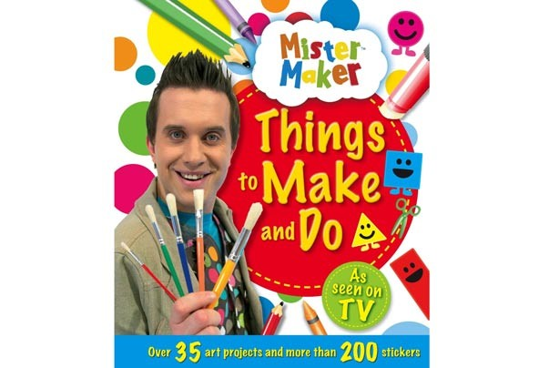 Mr Maker: Things to Make and Do