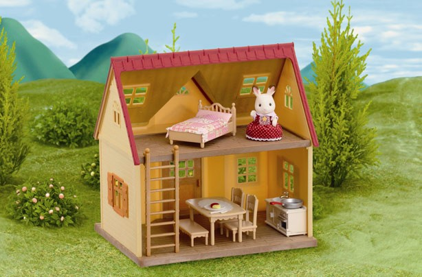 Best new toys 2014: Sylvanian Families Cosy Cottage Starter Home