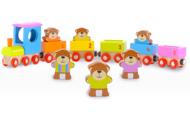 Best new toys 2014: Teddy Train