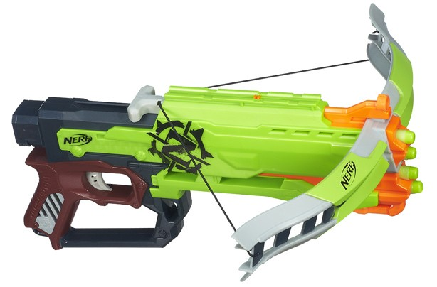 Best new toys 2014: Nerf N-Strike Zombie Crossbow