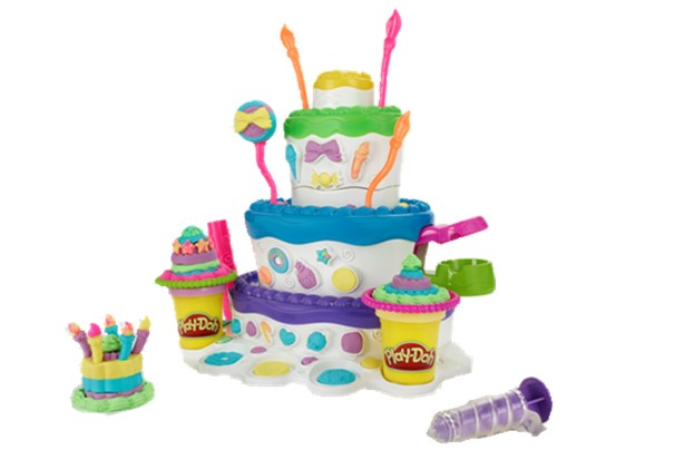 Best new toys 2014: Play-Doh cake mountain