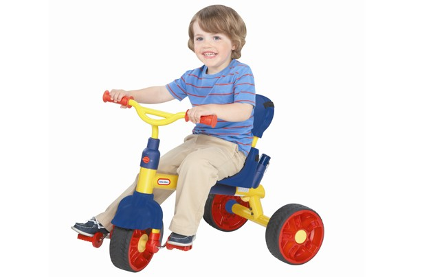 Best new toys 2014: Learn to Pedal 3-in-1 Trike