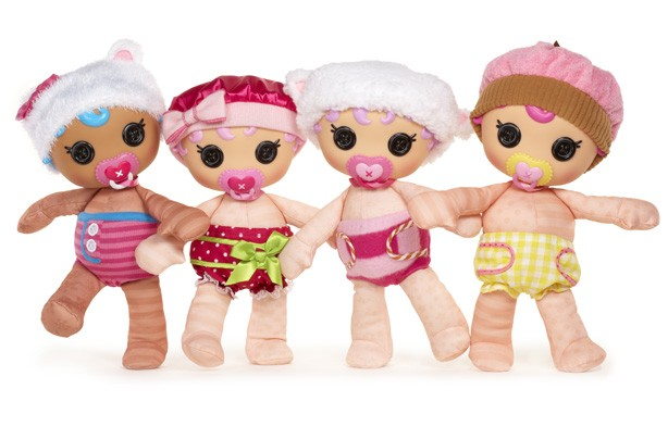 Best new toys 2014: Lalaloopsy Babies