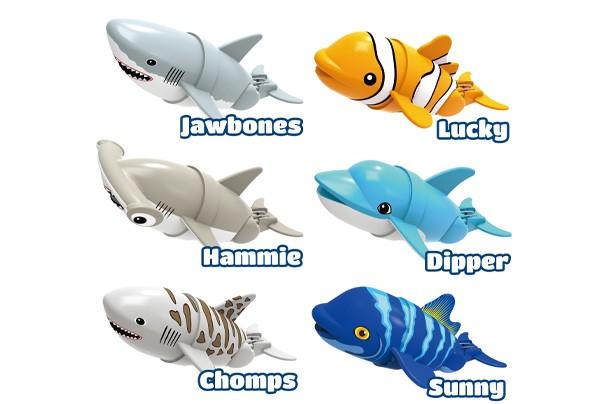 Best new toys 2014: Lil fishys