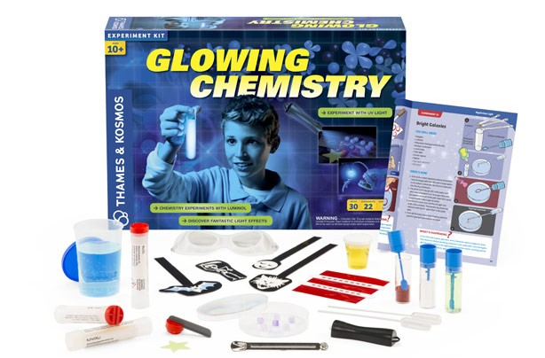 Best new toys 2014: Glowing Chemistry