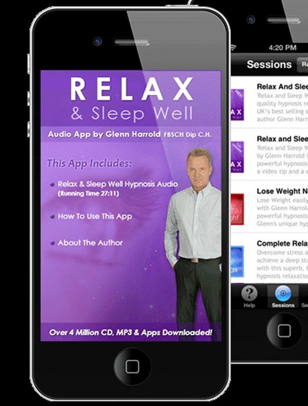 Relax and sleep well app