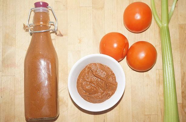 Tomato ketchup recipe
