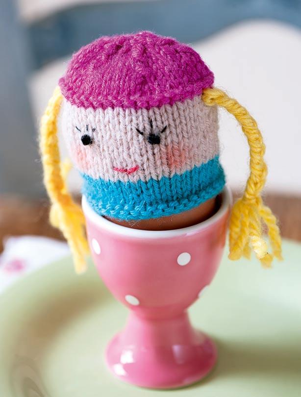 Egg cosy knitting pattern - goodtoknow