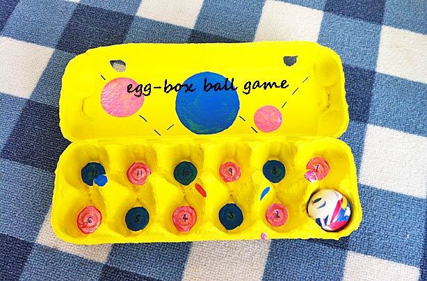 Craft Things To Make With Egg Cartons
