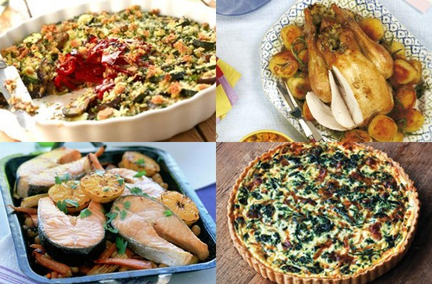 Spring sunday lunch recipes goodtoknow for Sunday lunch ideas