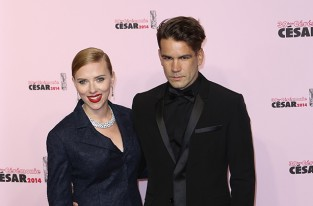 Scarlett and Romain Dauriac