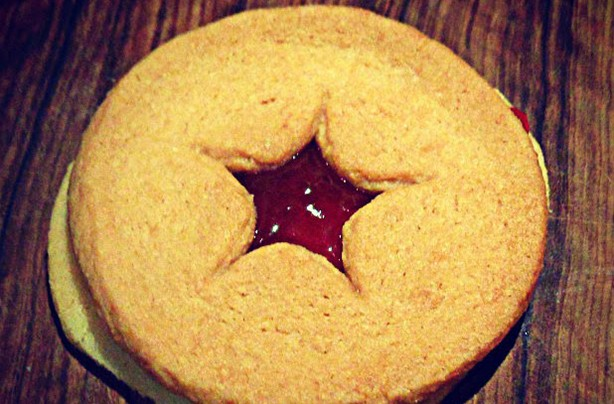 Jammy dodger