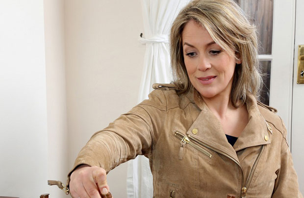 Sarah Beeny: 'Find things to do that are fun that don't involve spending money'