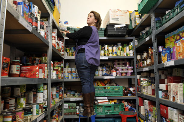 Food banks: how do they work?