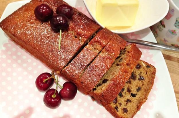 Irish Barmbrack cake
