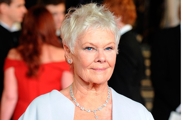 The best hairstyle for your age - Judi Dench (79) - goodtoknow