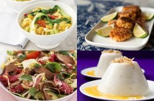 Thai New Year menu - goodtoknow