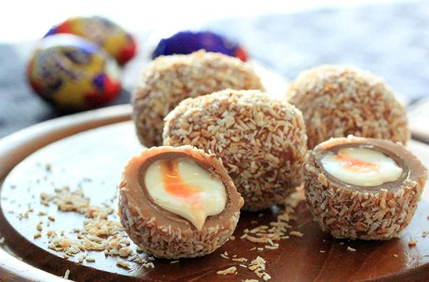 Cake With Cream Eggs : Scotch Creme Eggs recipe - goodtoknow