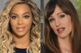 Beyonce and Jennifer Garner star in #banbossy campaign