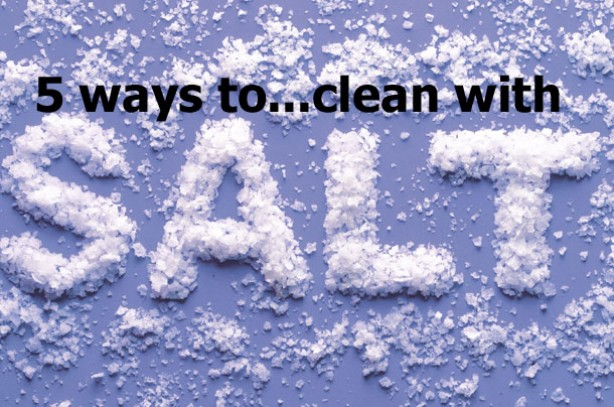 How to spring clean your home using salt