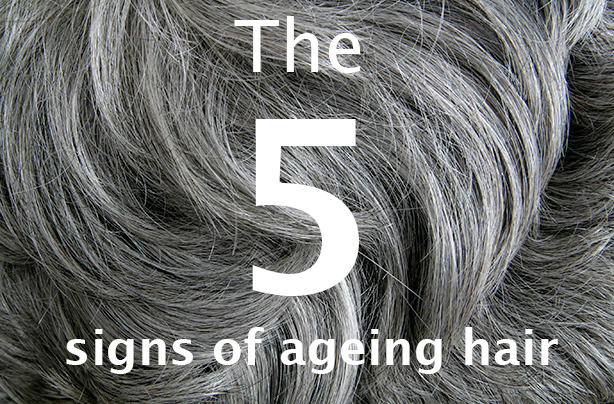 5 signs your hair is ageing (and what to do about it)
