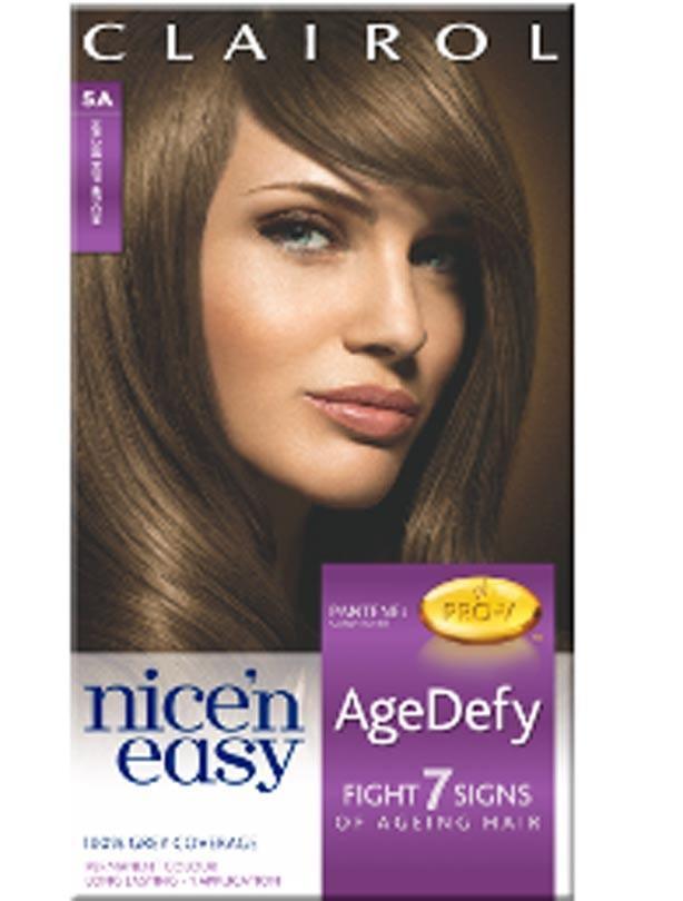 Clairol Nice n' Easy Age Defy