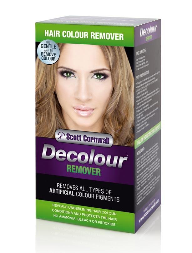 Scott Cornwall Decolour Remover