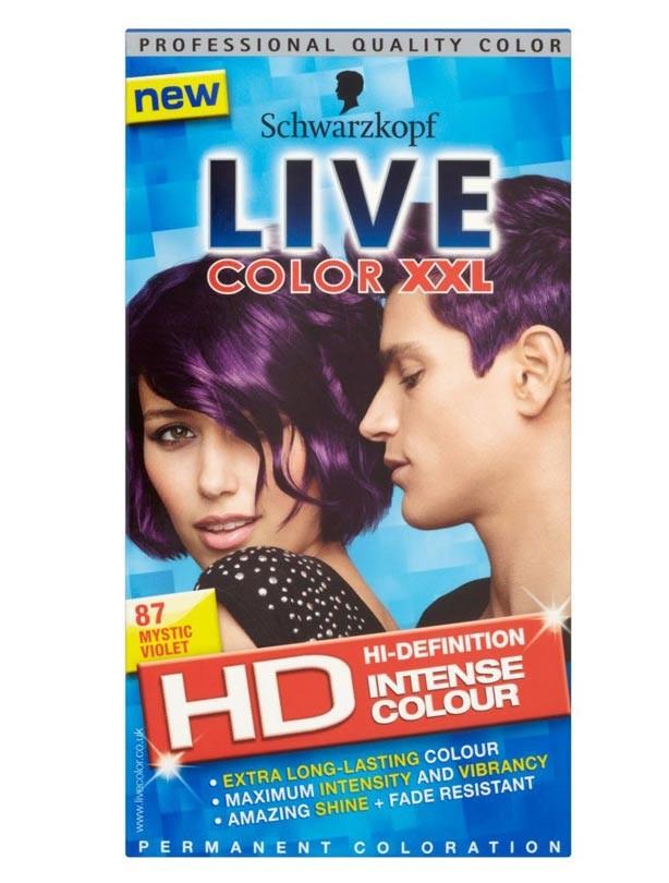 Schwarzkopf Live Color XXL