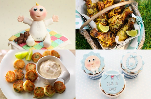 Baby shower food ideas