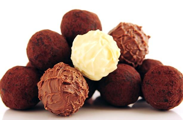 Homemade chocolate truffles - goodtoknow