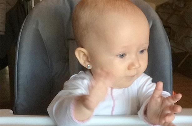 Carmen Baldwin, Alec's daughter