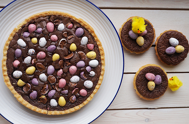 We've gone Mini Egg mad!
