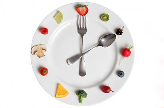 Best time to eat when dieting