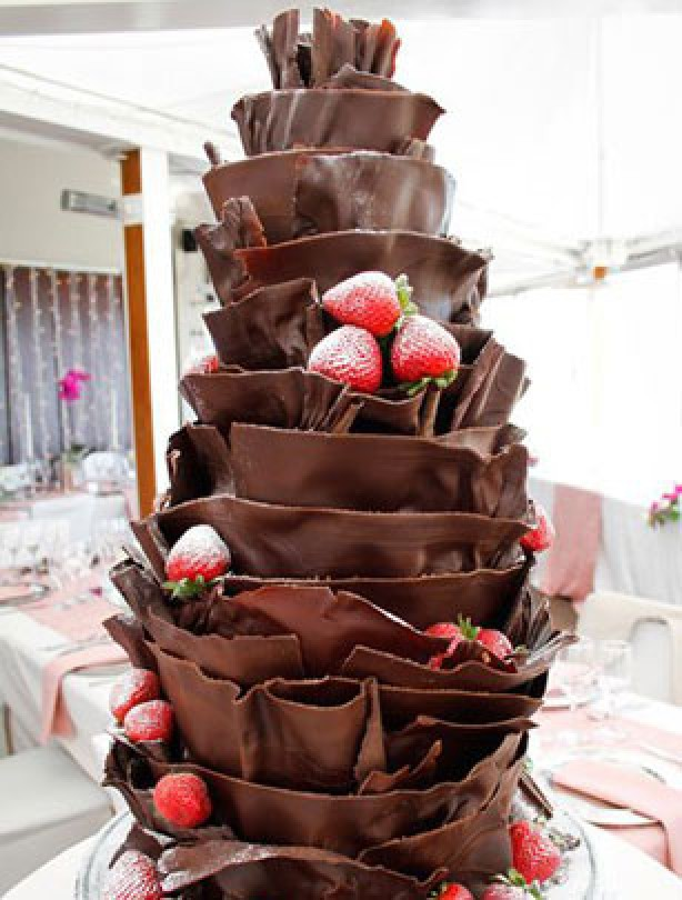 The most amazing chocolate creations