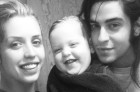 Peaches Tom and Astala Geldof Cohen
