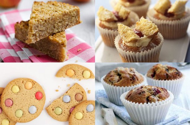 What to bake for a school fete