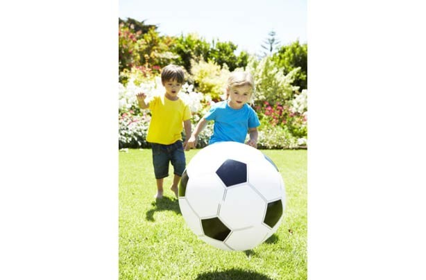 50 outdoor toys for Summer: Mothercare giant football