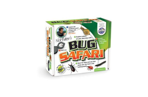 50 outdoor toys for Summer: My Living World Bug Safari Kit