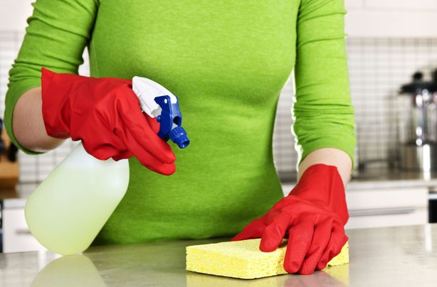Give kitchen dirt and clutter the heave-ho