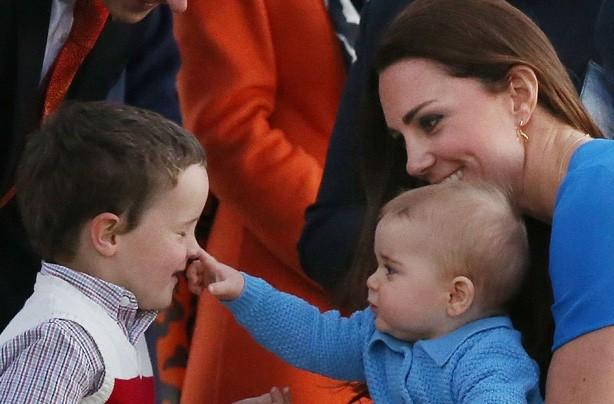 Prince George, April 2014