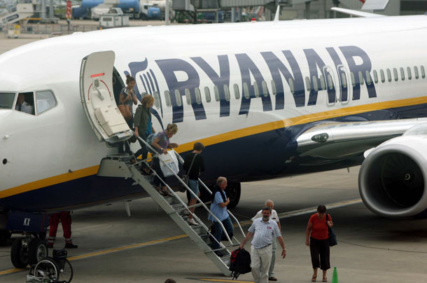 The secret to getting the cheapest ever ryanair flight for Interieur avion ryanair