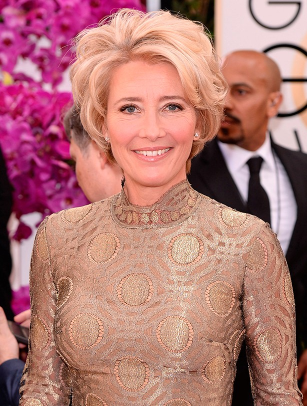 Short haircuts - Emma Thompson