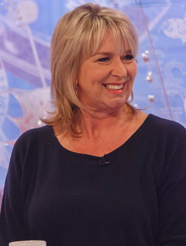 Short haircuts - Fern Britton