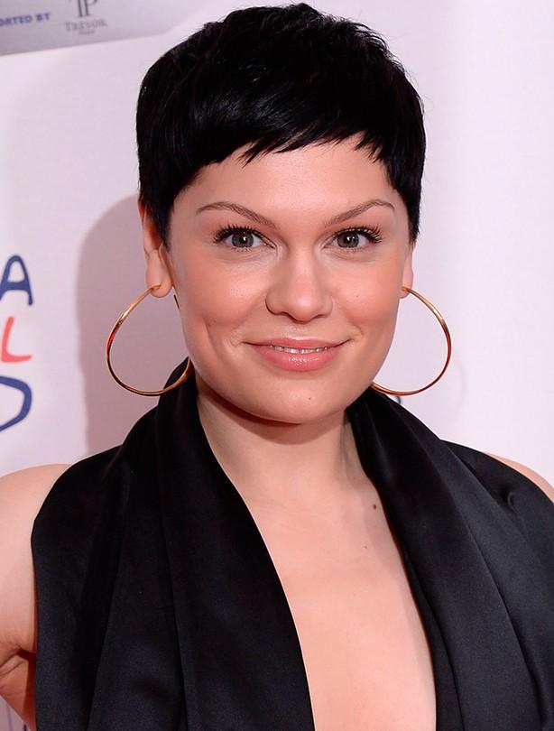Short haircuts - Jessie J
