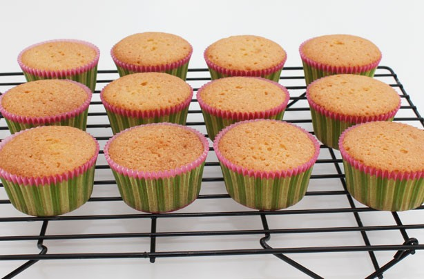 Basic cupcakes