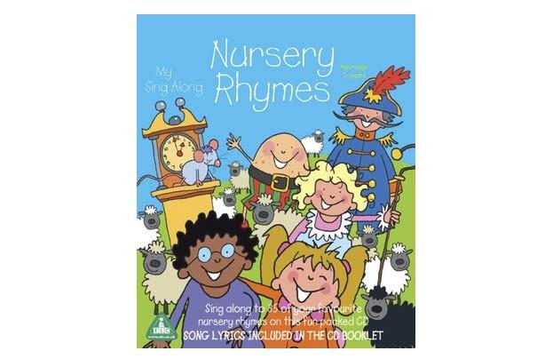 My Sing Along Nursery Rhymes CD