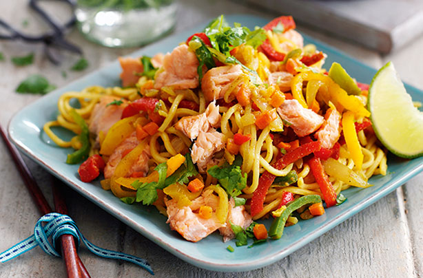 Healthy and quick noodle recipes